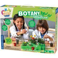 Botany greenhouse experiment kit for kids