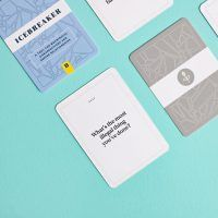 Icebreaker conversation cards