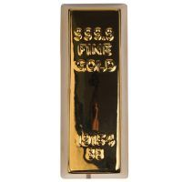 Gold Bar Money Bank - Three Boys Rock