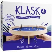 Boxed Klask 4 player version