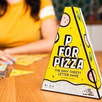 P is for Pizza game by Big Potato Games