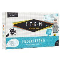STEM Engineering Puzzle Set Professor Puzzle