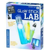 Glow Stick Lab Geek and Co