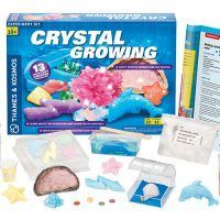 Thames & Kosmos Crystal Growing kit for kids